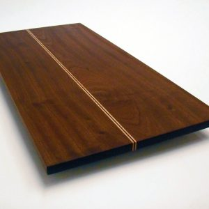 custom wood mahogany cutting board
