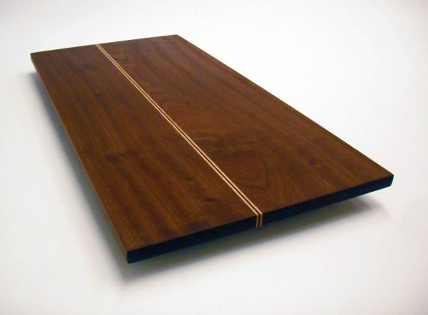 custom wood mahogany cutting board