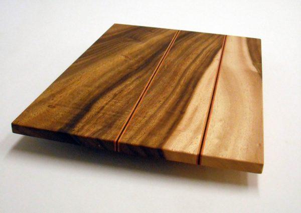 custom wood cutting board